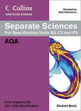 Separate Sciences Student Book: AQA by Louise Petheram, Mary Jones, Lyn Nicholls