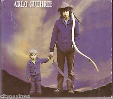 ARLO GUTHRIE Self Titled 2005 Rising Son [Digipak] CD 70s Folk Rock 1974 Rare