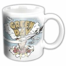 GREENDAY GREEN DAY MUG - Coffee Tea Cup - Dookie American Band - PUNK ROCK FAN