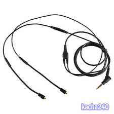 Audio Cable For SHURE SE535 SE425 SE315 SE215 SE846 Headphones New Replacement