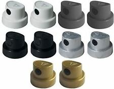 MONTANA MIXED CAP PACK - SPRAY PAINT ART - 10 X REPLACEMENT CAPS / TIPS