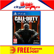 Call of Duty Black Ops 3 Game PS4 New & Sealed Free Express Post