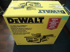 DEWALT Model DW745 15 Amp 10 in. Compact Job Site Table Saw