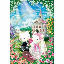 Beverly Jigsaw Puzzle M81-827 Sanrio Hello Kitty Sweet Wedding (1000 S-Pieces)