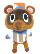 """Sale!Sanei Animal Crossing  Leaf Doll 5.5"""" Timmy Convenience Store Clerk Sanei!"""