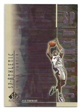 1999-00 (RAPTORS) SP Authentic Athletic #A4 Vince Carter