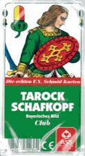 TAROCK SCHAFKOPF - Bayerisches Blatt - Altenburger Spielkarten - NEU