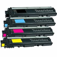 4 Pk TN210 TN-210 Color Toner Fits Brother HL-3040CN HL-3045CN HL-3070CW HL-3075