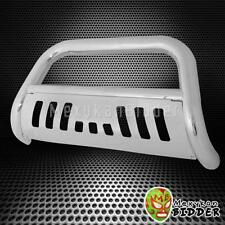 "3"" ROUND S/S FRONT BULL BAR GRILLE GUARD FOR 99-06 TOYOTA TUNDRA 01-07 SEQUOIA"