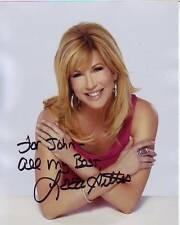 LEEZA GIBBONS Autographed Signed Photograph - To John