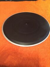Pioneer Turntable PL2 Platter PNR-165 And Rubber Mat