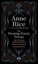 The Sleeping Beauty Trilogy by A.N. Roquelaure Boxed Anne Rice