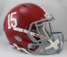 ALABAMA CRIMSON TIDE NCAA Riddell SPEED Full Size Replica Football Helmet