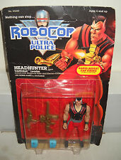 #6761 NRFC Vintage Kenner Robocop Headhunter Figure Vandals Leader