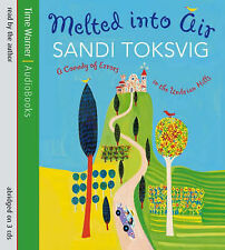 Melted into Air, Toksvig, Sandi, Good Condition Book, ISBN 9781405500869