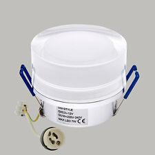 Feuchtraum IP44 Spot Einbauleuchte Einbau Strahler Set Decken Lampe 911GU10BS