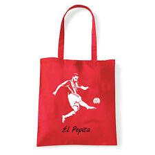Art T-shirt, Borsa shoulder El Pepita, Rossa, Shopper, Mare