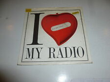 "TAFFY - I Love My Radio - 1986 Dutch 7"" Juke Box Vinyl Single"