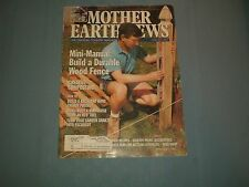 June 1993 Mother Earth News Wind Energy Project Construct Battery Recharger