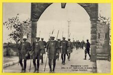 cpa de 1912 BEAUGENCY (Loiret) FÊTES Historique Jeanne d'ARC CORTÈGE Défilé
