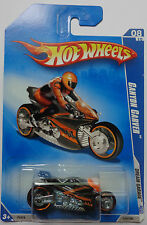 2009 Hot Wheels Canyon Carver Col. #154 (Black Version)