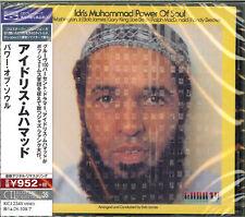 IDRIS MUHAMMAD-POWER OF SOUL-JAPAN BLU-SPEC CD B50