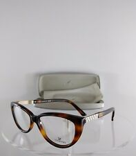 New Authentic Swarovski Eyeglasses Damia SW 5085 052 Havana Tortoise Frame
