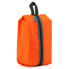 Portable Hook Storage Wash Toiletry Makeup Bag Travel Outdoor Camping Orange New