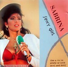 Sabrina Sexy girl (9 tracks, 1990) [CD]