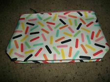 *NEW* 2016 Clinique Sprinkles Makeup Bag Only No Product
