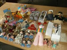 HUGE VINTAGE DOLL - OTHER LOT