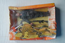 "LITTLE BIG MAN BRADGATE  ""MOUNTAIN  ASSAULT ;'' IN SEALED BOX"