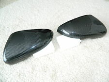 VW Golf 6 GTI R20 GTD Carbon Spiegelkappen Spiegel Mirror Replacements Cover