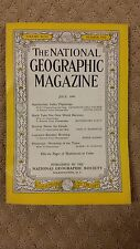 National Geographic July 1949 Volume XCVI Number 1 (NG3)