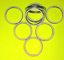 EXHAUST MANIFOLD GASKET RINGS RVF400 NC35 VF400 VFR400 NC24 NC21 CB500 VF500 a0