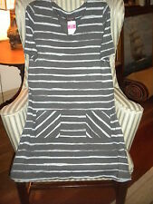 "NWT!!  FRESH PRODUCE "" BRUSH STRIPE "" DESIGN ""GRACE"" DRESS ON TWILIGHT (M"