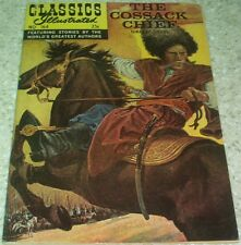 Classics Illustrated 164: Cossack Chief  HRN166, (NM- 9.2) 1968, 40% off Guide!