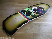 NOS ALVA JOHN THOMAS GOING OFF SKATEBOARD DECK NEW