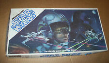 PARKER BROTHERS STAR WARS ULTIMATE SPACE ADVENTURE BOARD GAME INCOMPLETE