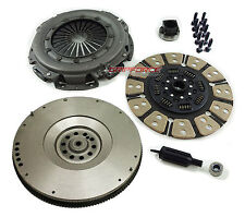 GF STAGE 3 SUPER-DUTY CLUTCH KIT & FLYWHEEL 99-03 FORD F250 350 450 550 7.3L T/D
