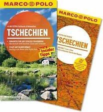 !! Tschechien 2013 mit Karte UNGELESEN Reiseführer Marco Polo Böhmen
