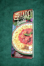 FAN FARE PASTA by ed TIME LIFE BOOKS 1997 SPC 1ST ED