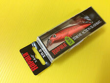 Rapala X-Rap  XR-8 TRCN, Tropical Red Channa Color Lure, NIB.