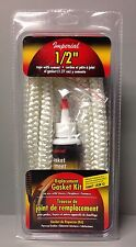 "1/2"" Imperial Fiberglass Rope & Adhesive Kit for pellet and wood stoves GA0189"