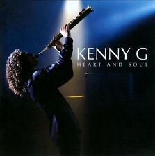 Heart and Soul by Kenny G (CD, Jun-2010, Universal Distribution)