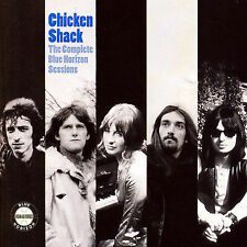 The Complete Blue Horizon Sessions by Chicken Shack (CD, Feb-2007, 3 Discs,...