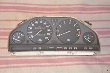 BMW E30 Euro Speedometer instrument cluster OEM RARE Germany VDO