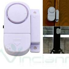 Allarme sensore anti intrusione porta porte finestra finestre wireless sicurezza