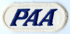 1940's Pan Am Airways (PAA) Uniform Breast Patch