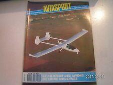 **e Aviasport n°429 Le pilotage des avions de ligne modernes